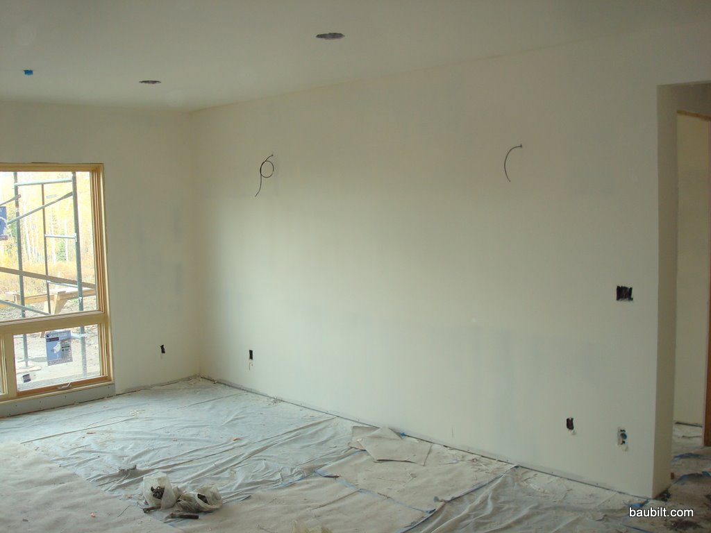Is Plaster Better Than Drywall : Drywall