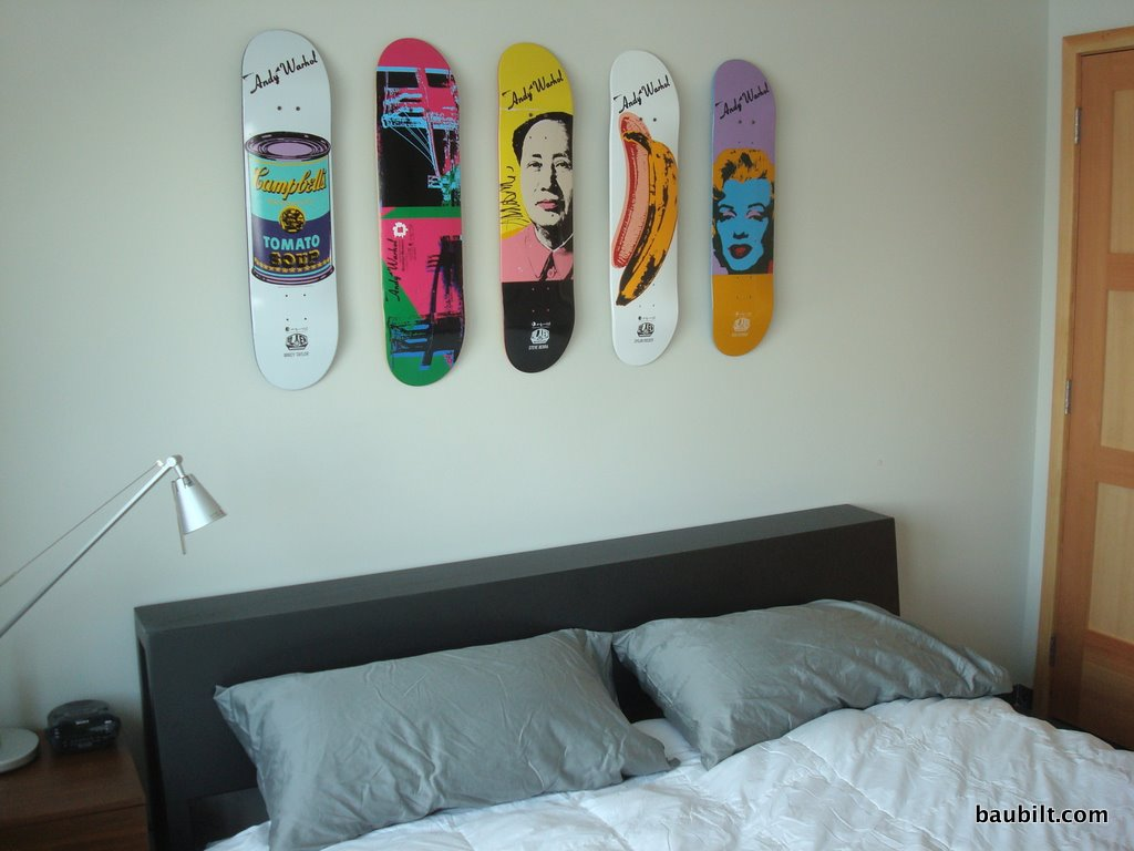 Best Way To Securely Mount Skateboards To A Wall Diy